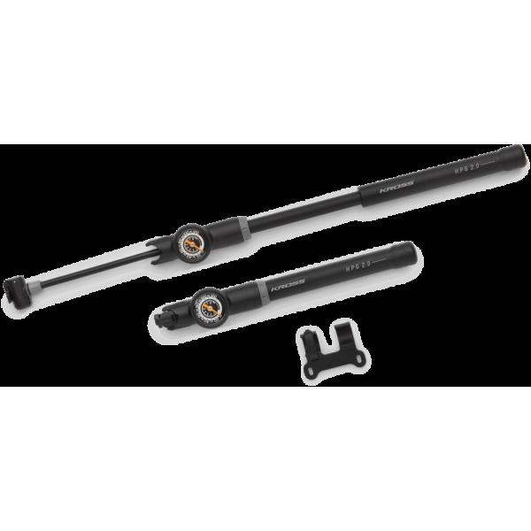 Pompa dviračiui KROSS HPG 2.0 80 PSI