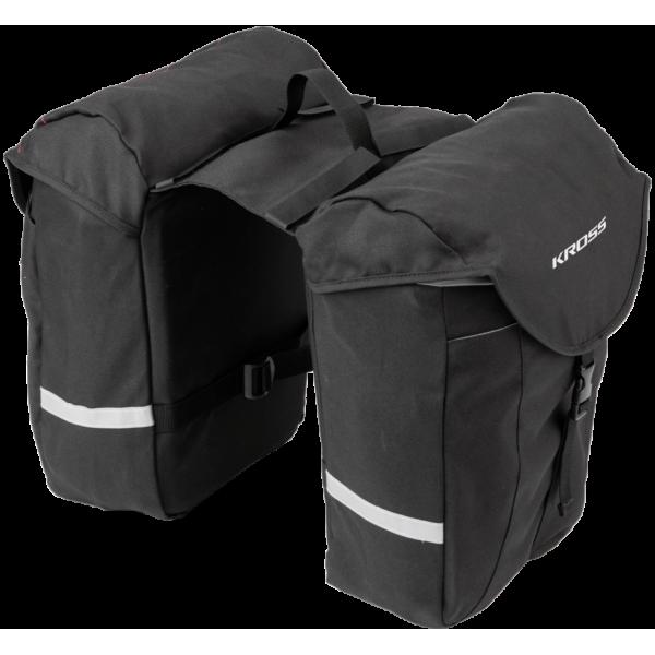Krepšys dviračiui ant bagažinės KROSS Roamer Rear bag